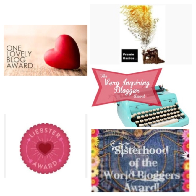 Blog Awards! Let's Get To Know Me A Little More