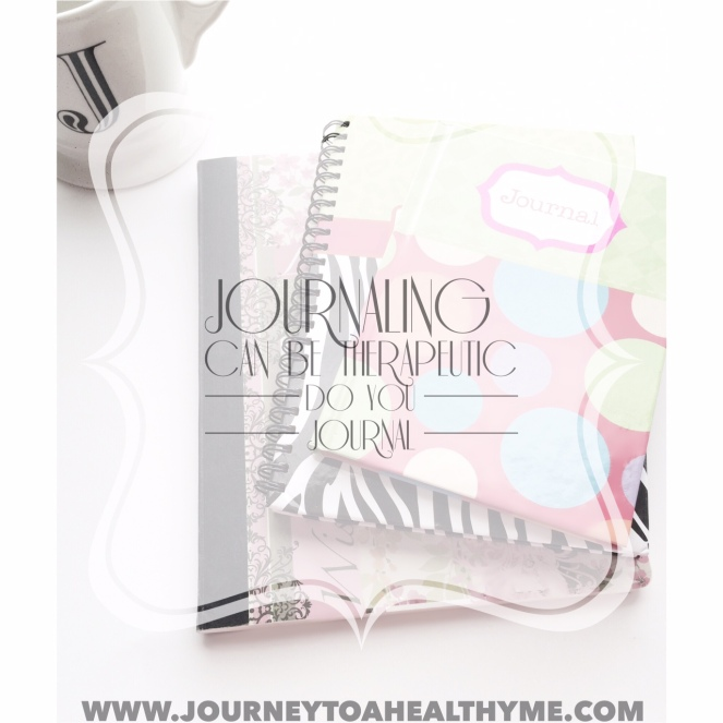 Journaling Can Be Therapeutic. Do You Journal