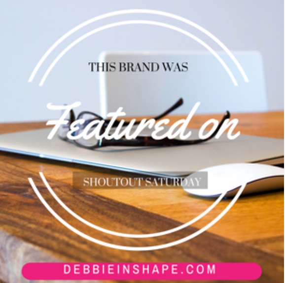 Featured on Debbie Shoutout Saturday