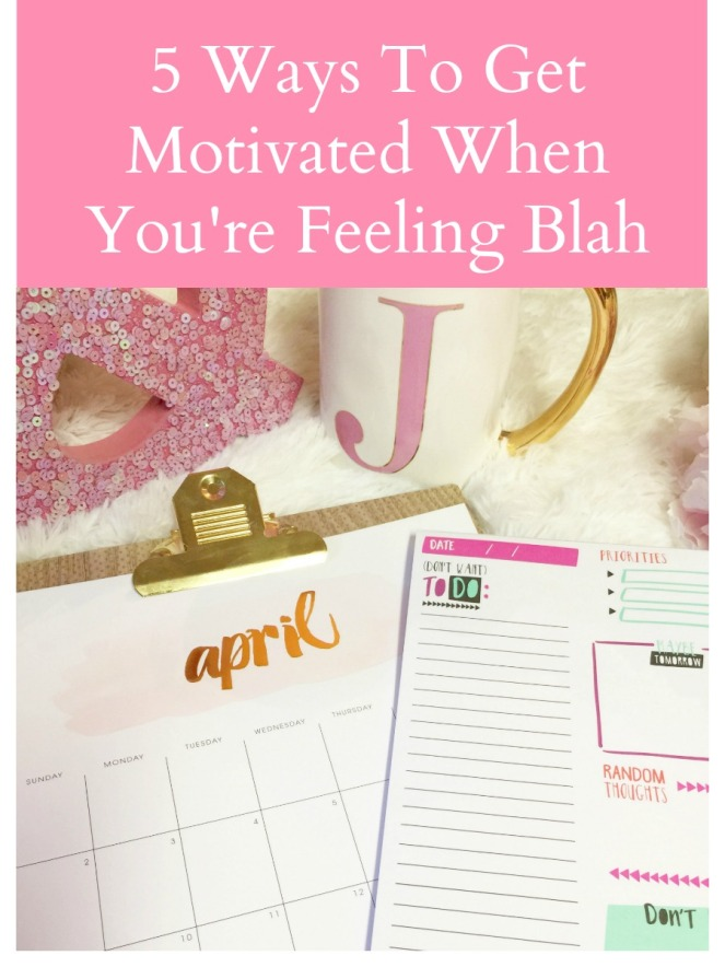 Amazing ways to regroup of losing motivation